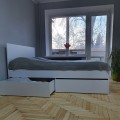 thumb_Двуспальная кровать Смарт Нест 1 XL с 2 ящиками