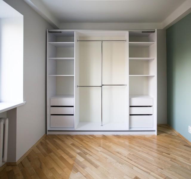 Шкаф раздвижной Практик