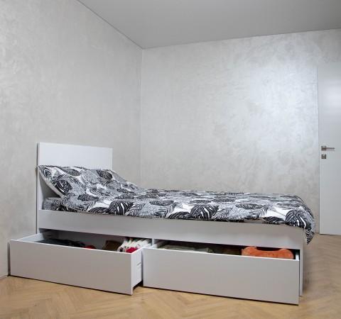 Односпальные кровати XL