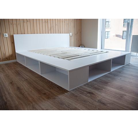 Двуспальная кровать Смарт Нест 3