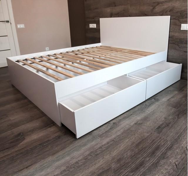 Полуторная кровать Смарт Нест 1