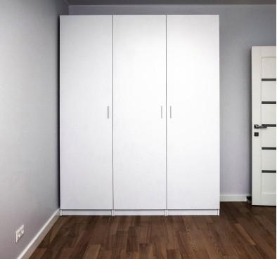 Шкаф распашной Практик 28