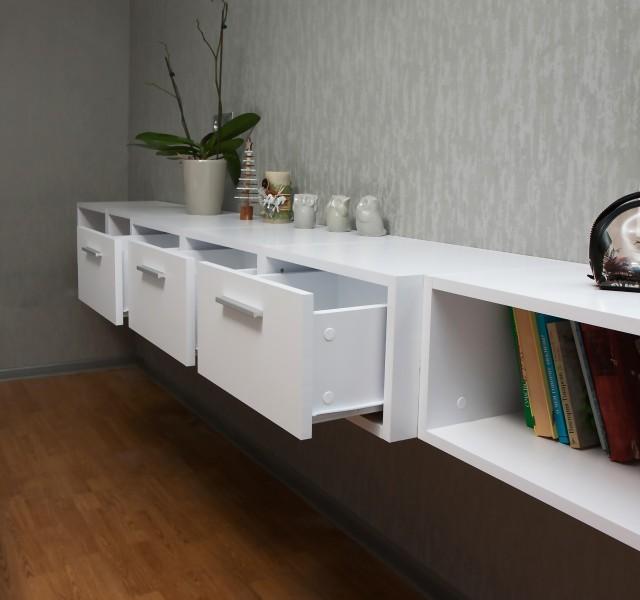 Туалетный столик с ТВ зоной Элемент #1