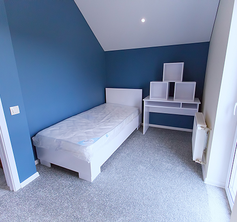 Односпальная кровать Симпл Нест 2