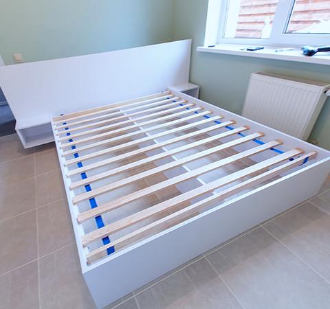 Двуспальная кровать Симпл Нест 3