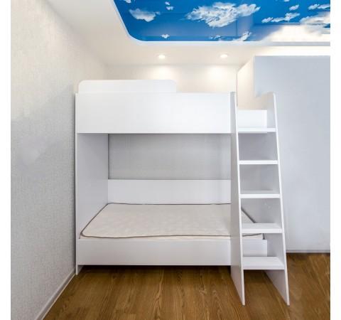 Двухъярусная кровать Мульти Нест 2 Пр.