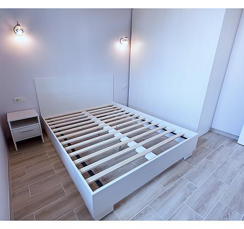 Двуспальная кровать Симпл Нест 2