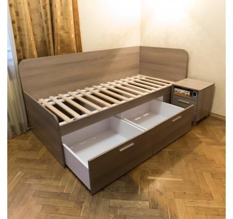 Односпальная кровать Смарт Нест 1 Kids Пр.