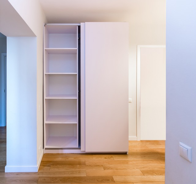 Шкаф раздвижной Практик 6