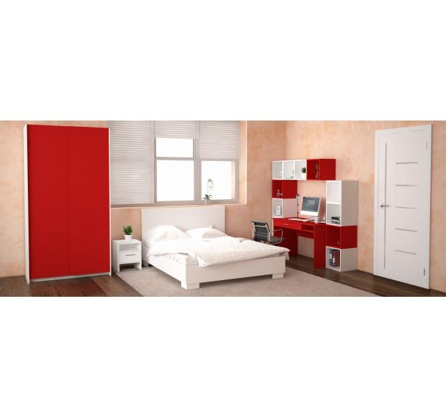 Спальня-домашний офис Идея #4