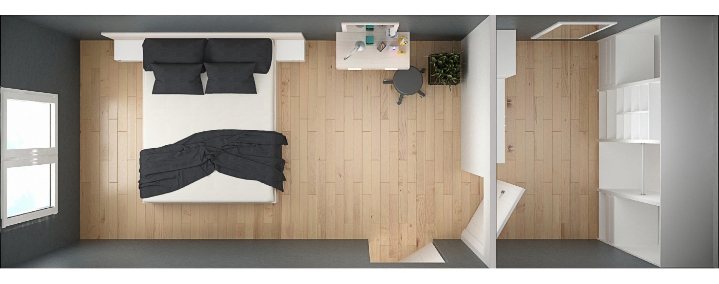 А хочешь, расставим мебель в твоём интерьере? Бесплатно:)