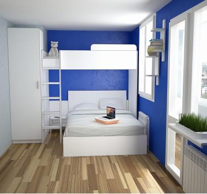 Спальня-детская Идея #7