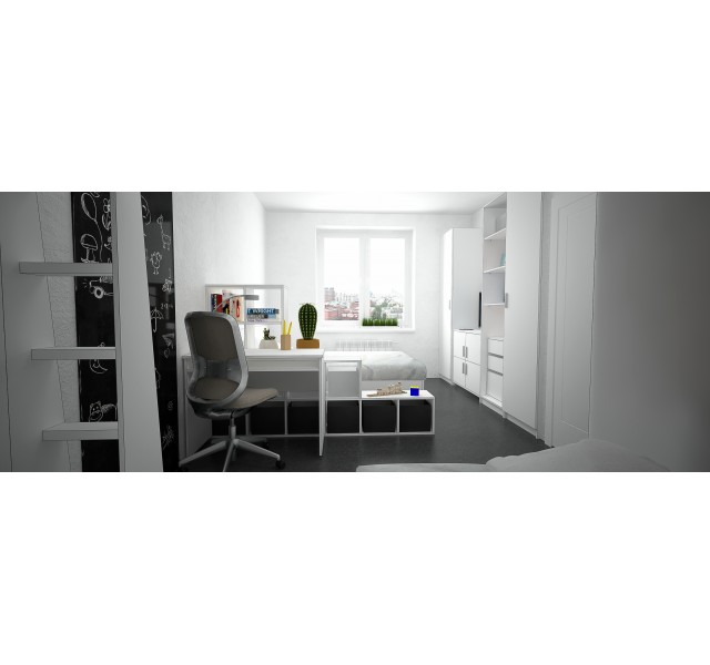 Детская-спальня Идея #7