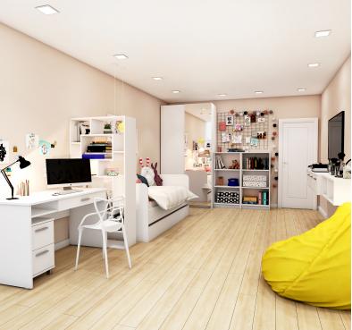 Комната для подростка Идея #8
