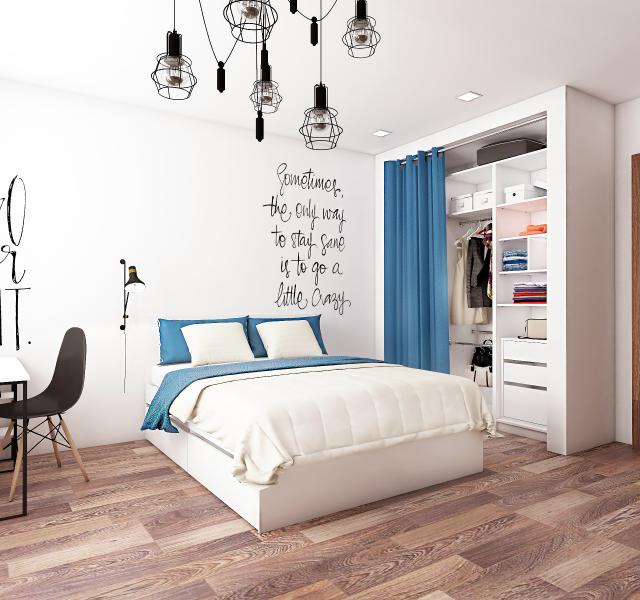 Спальня Идея #4