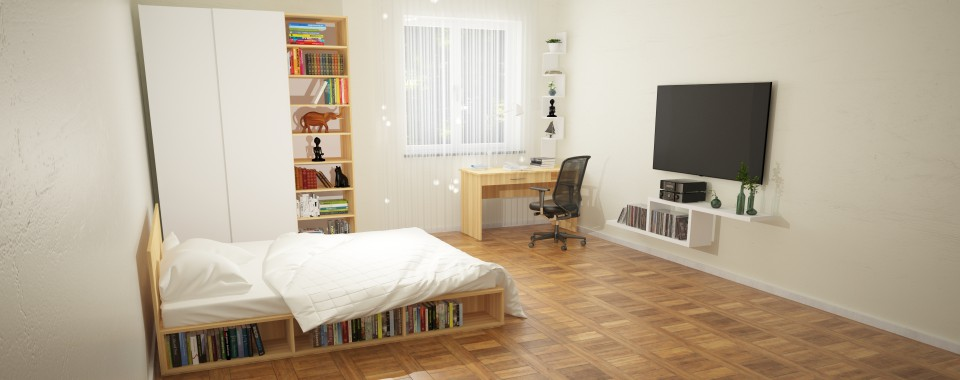 Или такую спальню? 18 170 грн.
