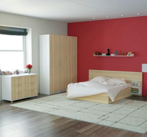 Спальня Идея #1