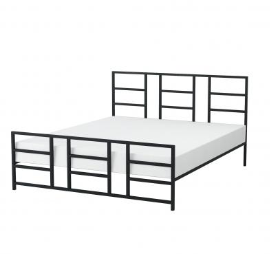 Полуторная кровать Лофт Нест 1