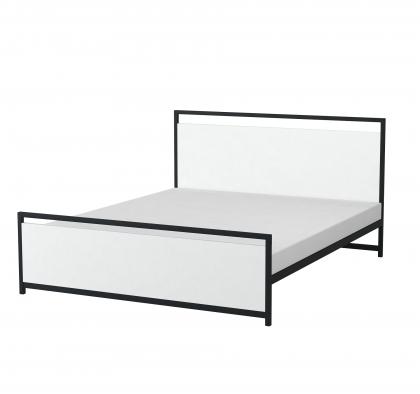 Двуспальная кровать Лофт Нест 2