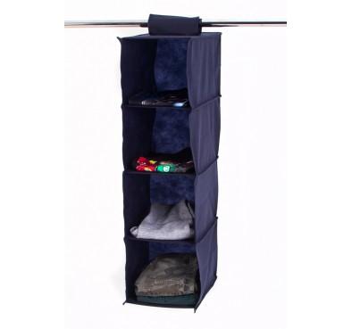 Подвесной модуль на штангу для одежды М 4 секции