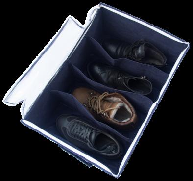 Органайзер для обуви на 4 пары