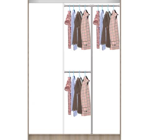 Корпус шкафа для раздвижных дверей (размер S)