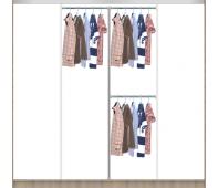 Корпус шкафа для раздвижных дверей (размер L)