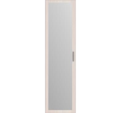 Дверь распашная Анжелик + зеркало