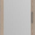 thumb_Дверь распашная Дуб Винтаж + зеркало