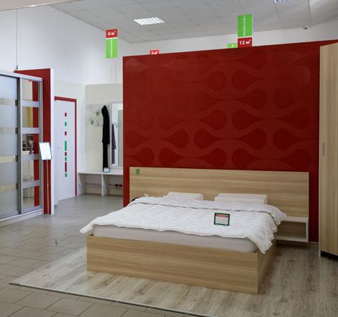Двуспальная кровать Симпл Нест 3 XL
