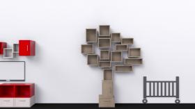 101 идея из модульных полок Элемент - видео
