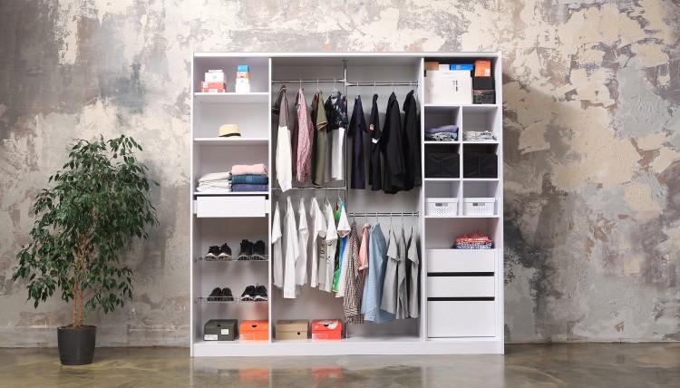 Как купить шкаф за 1 минуту - видео