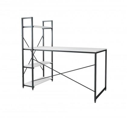 Письменный стол-стеллаж Лофт 3