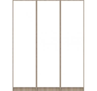 Корпус шкафа для распашных дверей (размер M)