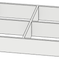 thumb_Разделитель для ящика 4 секции